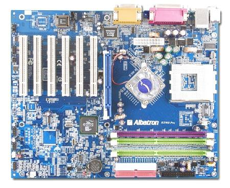 Albatron PXPE PRO Motherboard Driver Download