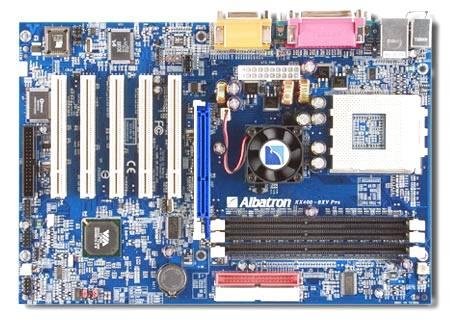 Albatron kx400-8xv pro