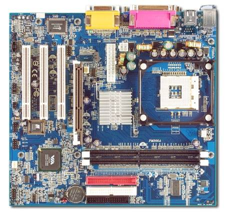 Motherboard Albatron PM845GV1 drivers
