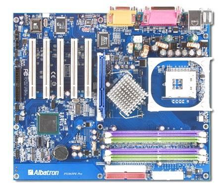 Albatron PX845PEV Pro Rev 800 (V2.0) Free Driver Download (Official)