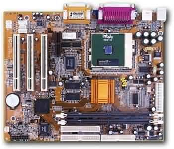 Msi n1966 motherboard