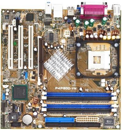 драйвера на asus p4p800-vm для enternet-контролерa