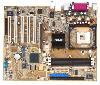 P4P800S-E Deluxe ASUS Motherboard Mainboard Drivers Manuals BIOS