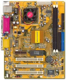 Syntax S635MP Motherboard VIA C3 1.3 Gigapro Proc for 5 AR