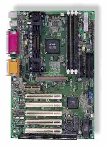 Epox Vba Motherboard Mainboard