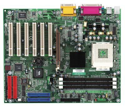 Epox motherboard