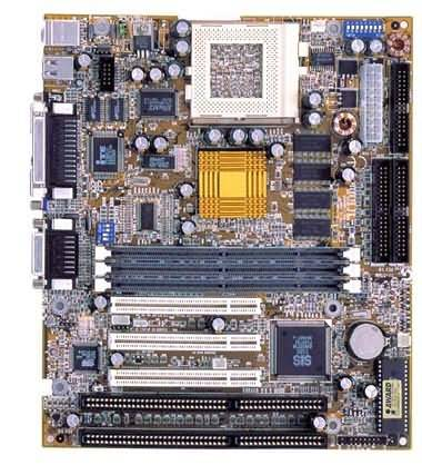SiS Corporation 530-5595 chipset Windows Driver