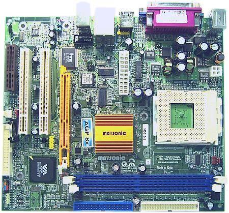 Matsonic - Motherboard - Mainboard